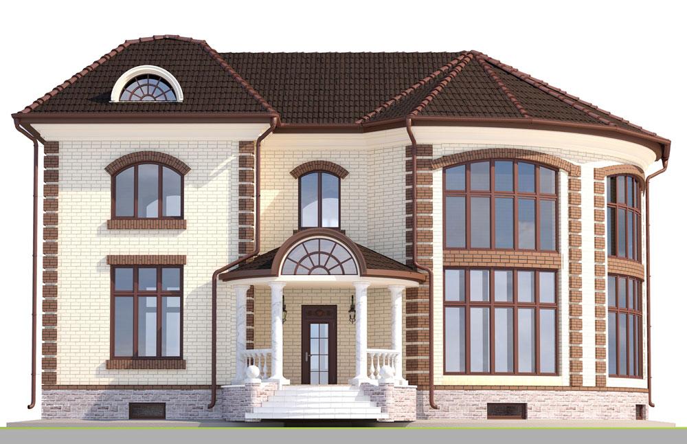 Инд. жилой дом, 449 кв.м.