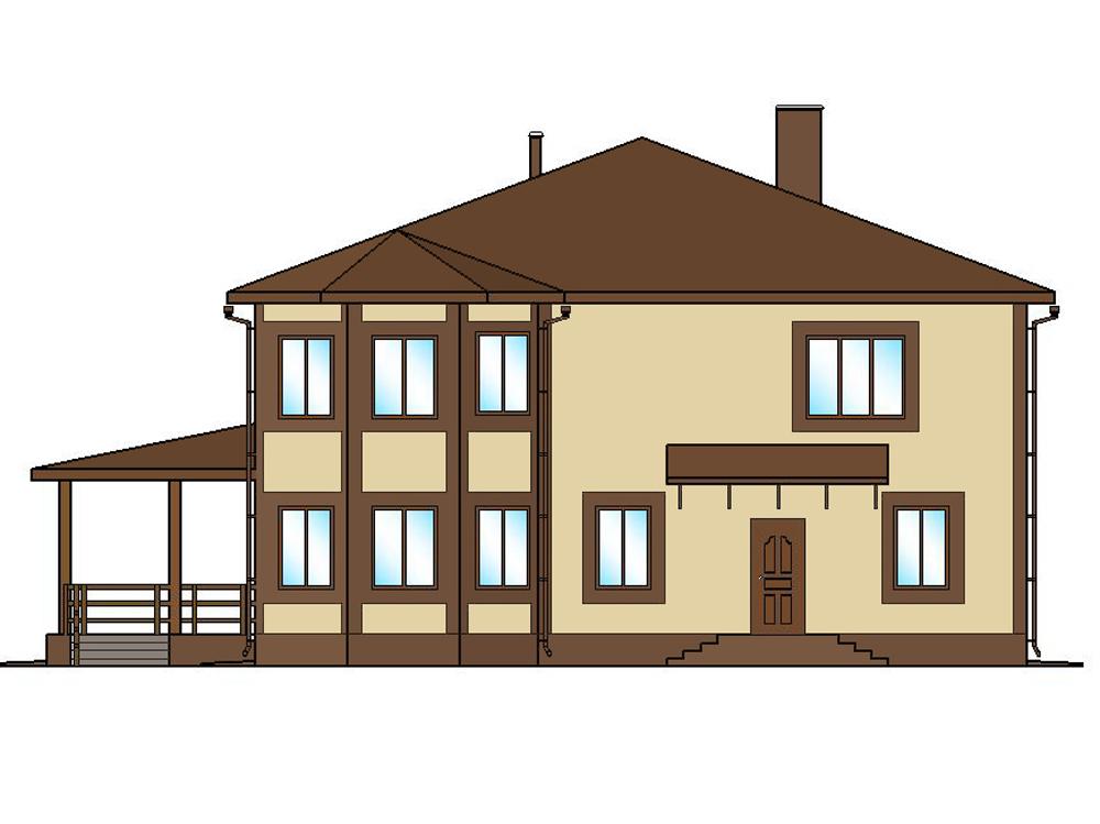 Инд. жилой дом 248 кв.м.