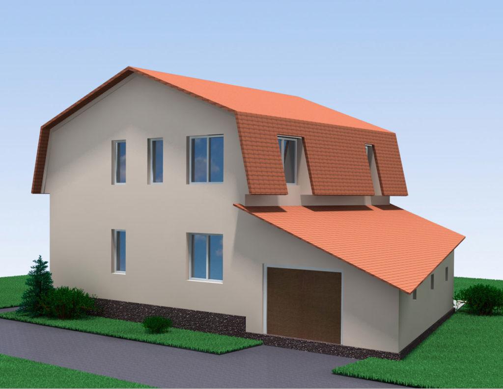 Инд.жилой дом 157,5 кв.м