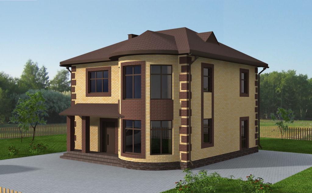 Инд. жилой дом 139,5 кв.м